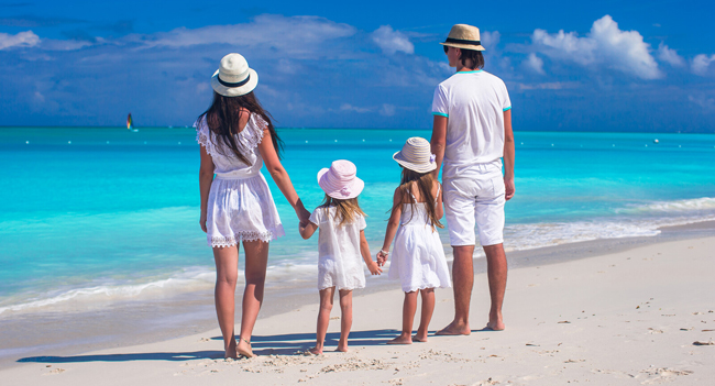 Family Vacation Travel Deals